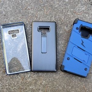 Galaxy Note 9 Phone Cases
